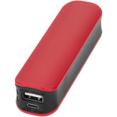 Edge 2000 mAh powerbank