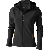 Langley softshell jakke dame