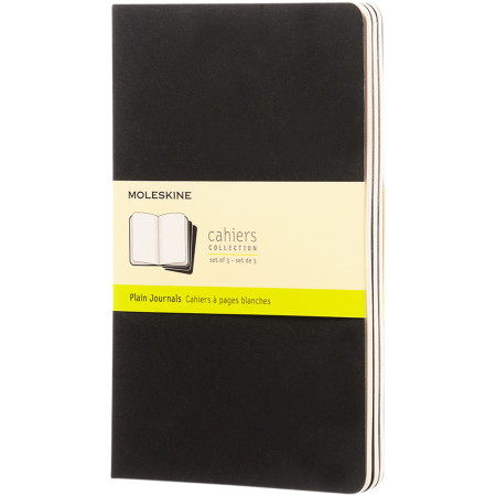 A5 Cahier Journal L  blankt papper