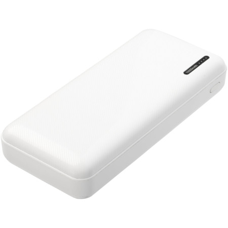 Komprimera 10 000 mAh powerbank med hög densitet