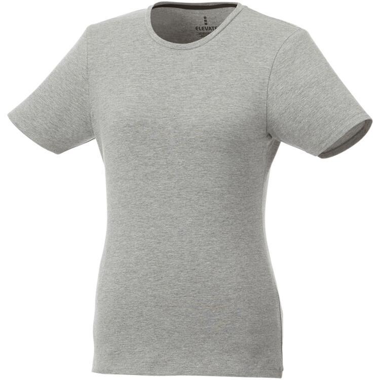 Balfour T skjorte i organisk bomull til dame med logo | kr