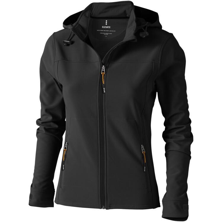 Langley softshell jakke dame Mint Branding AS