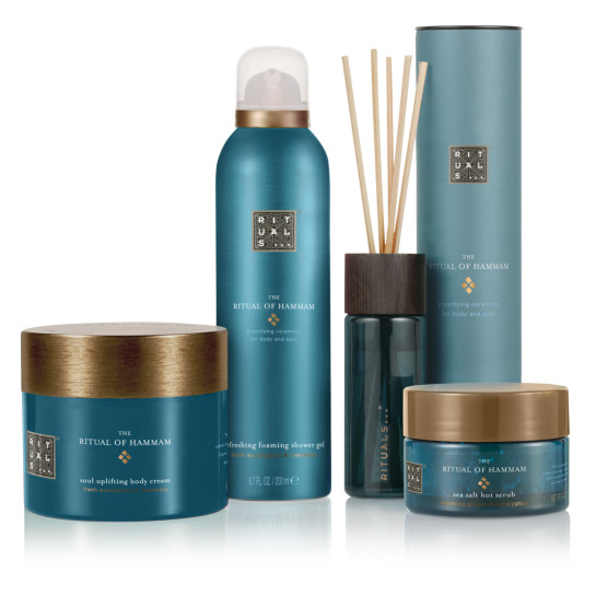 Rituals Of Hammam Purifying Collection Gåvoset Large