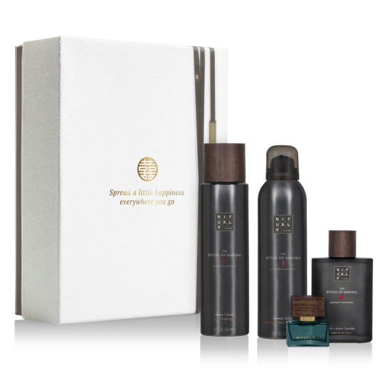 Rituals Of Samurai Invigorating Collection Gåvoset Large
