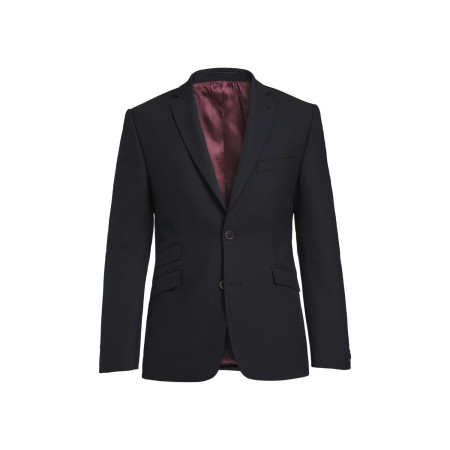 Herrblazer Willy, Tailored fit - Maskintvättbar