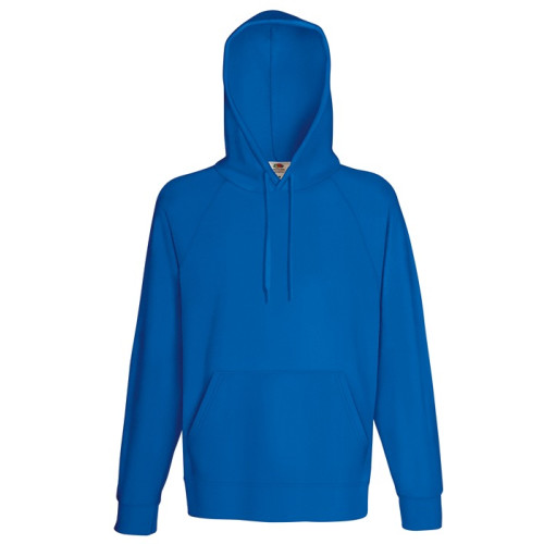 Lightweight Hooded Sweat Ink 1-Färgstryck