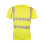 Hi-vis cooldry t-shirt