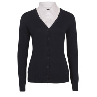 Lady Pima Cotton Cardigan