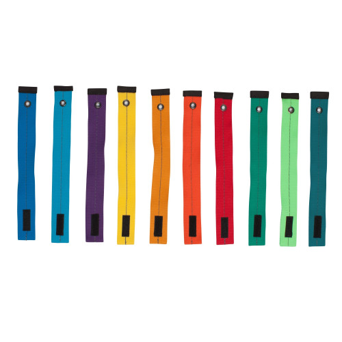 Colour Tag Set (10 Farger)