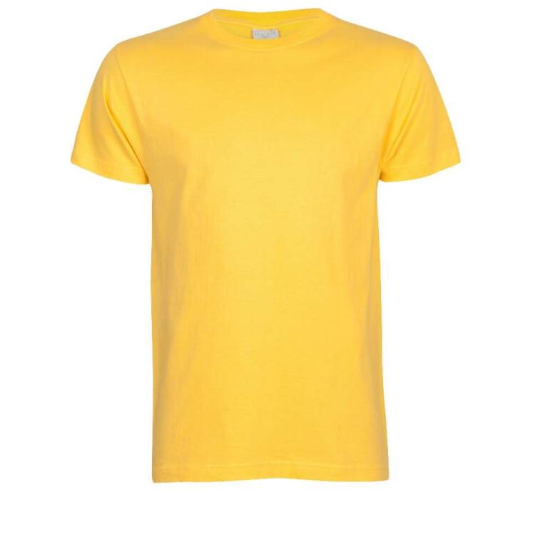 James & Nicholson skjorte, Gul