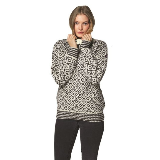 DEVOLD Svalbard Sweater Zip Neck