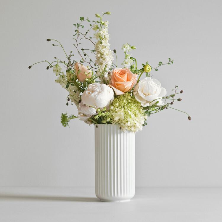 Nice Lyngby vase 20 cm. - NTC Gave og Profilering AS JM07