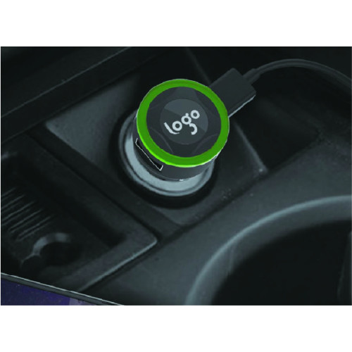 Ring USB Car Charger