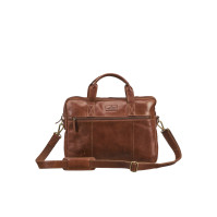 Leather Line Briefcase