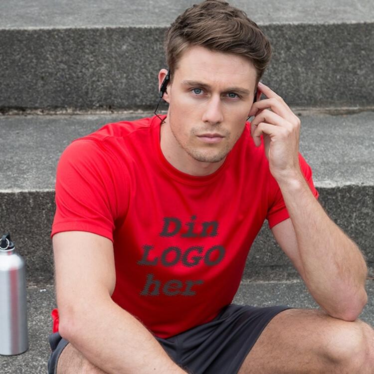 T skjorte med trykk til Holmenkollstafetten 2020 Cool T