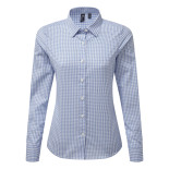 Maxton Women Check Shirt