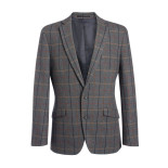 Quebec Slim Tweed Jakke (H)