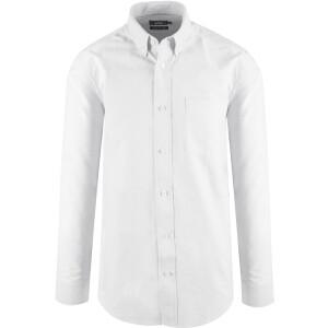 Figursydd skjorte BlåHvit stripet DAME   H&M NO