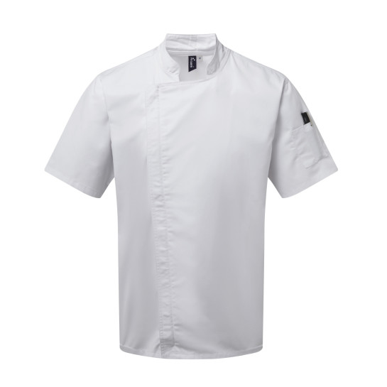 Chefs Zip Close Jacket