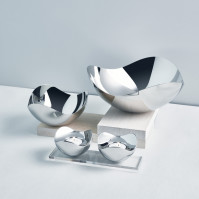Georg Jensen Bloom Small + Petit + Tealight